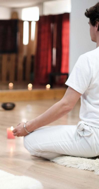 Salle de yoga Le bouscat