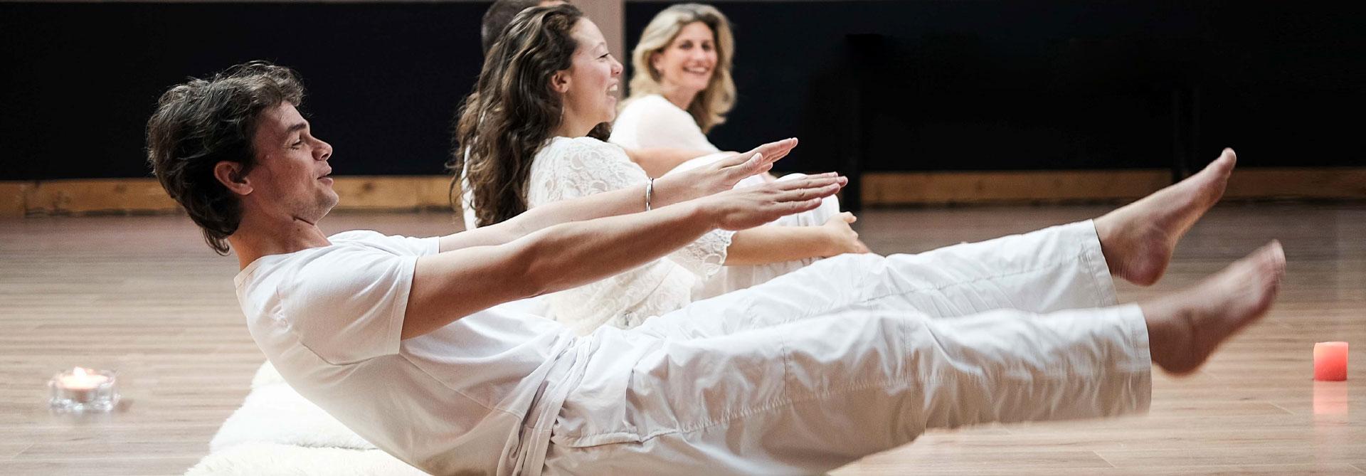 Prof de yoga Bordeaux