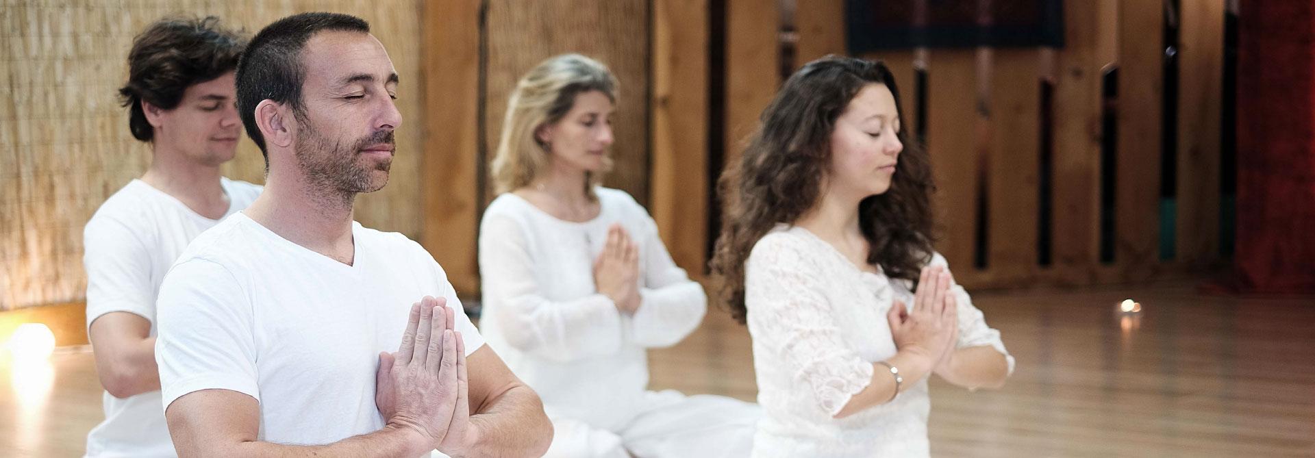Le kundalini yoga vient du nord de l'Inde