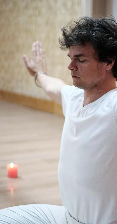 Respiration longue et profonde - yoga chartrons