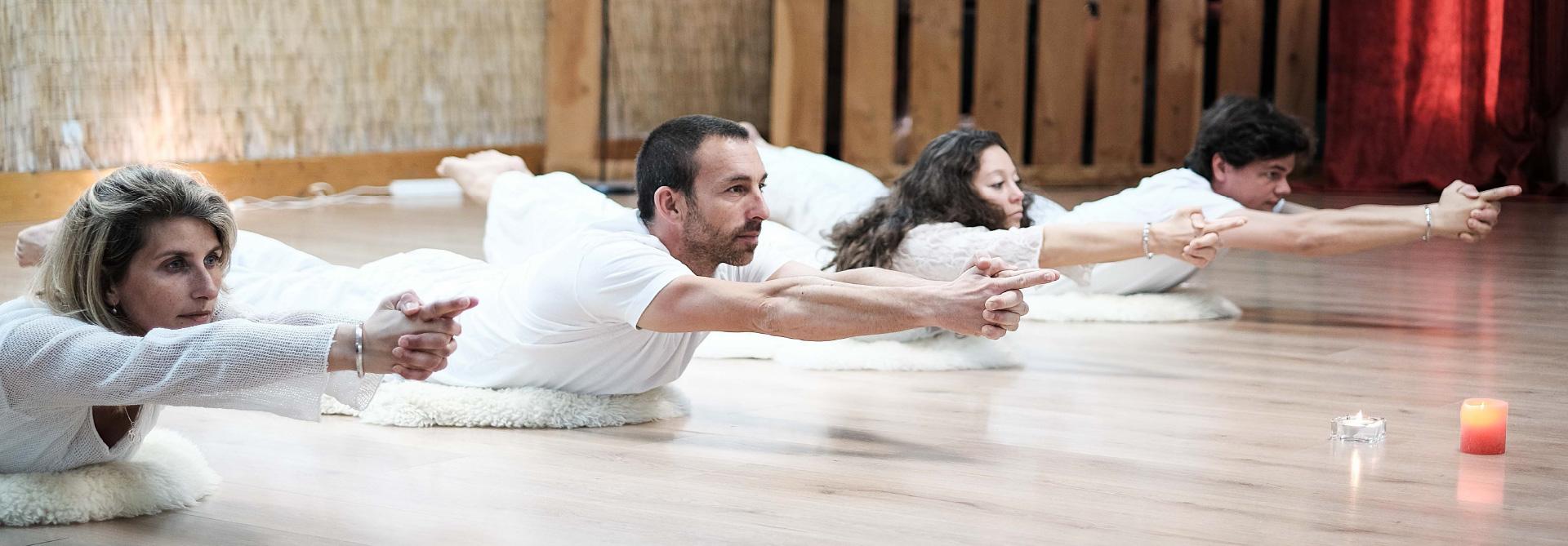 Qu'est ce que le Kundalini yoga chartrons